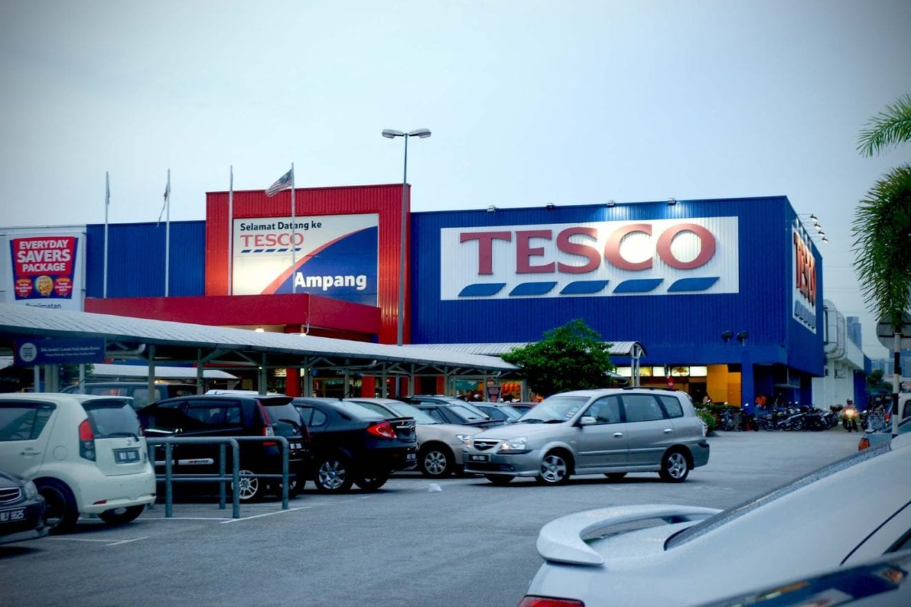 investment appraisal of tesco new store