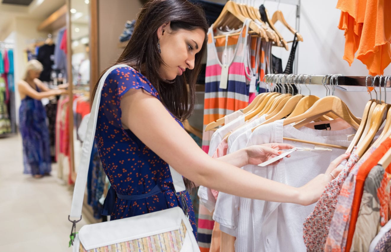 the shopping addiction of consumers