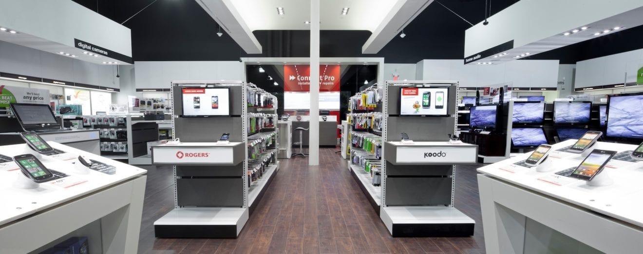 Awesome Electronic Store Interior Design Ideas Photos - Decorating ...