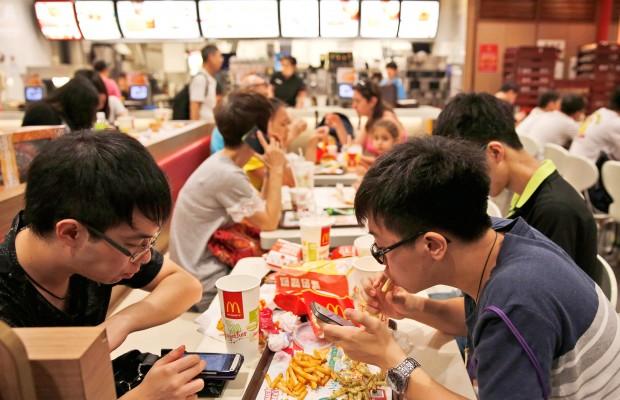 mcdonalds is china loving it