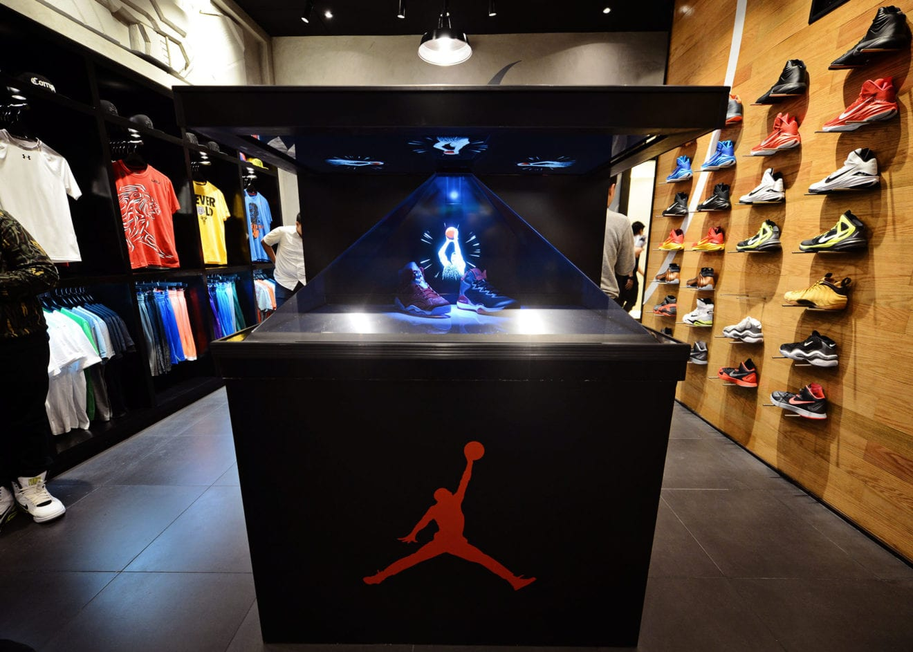 A New Air Jordan Store Has Just Opened Up In Hong Kong | Retail News Asia