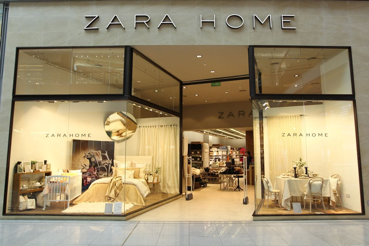 zara home to launch its online platform in australia. Black Bedroom Furniture Sets. Home Design Ideas