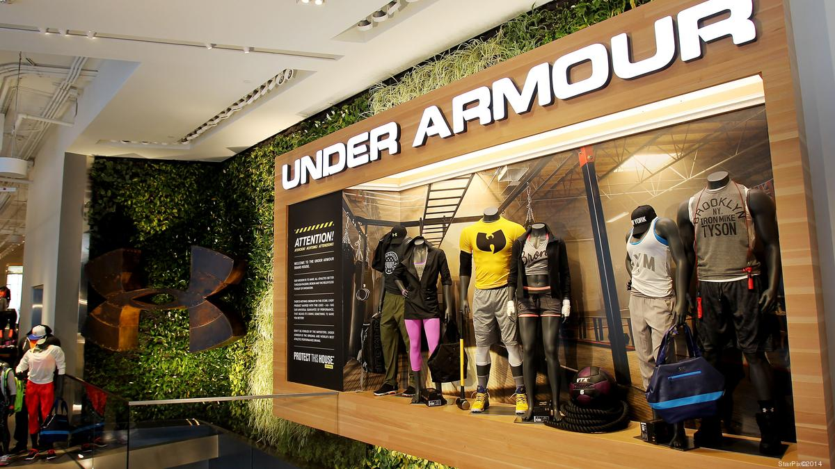 under armour online store