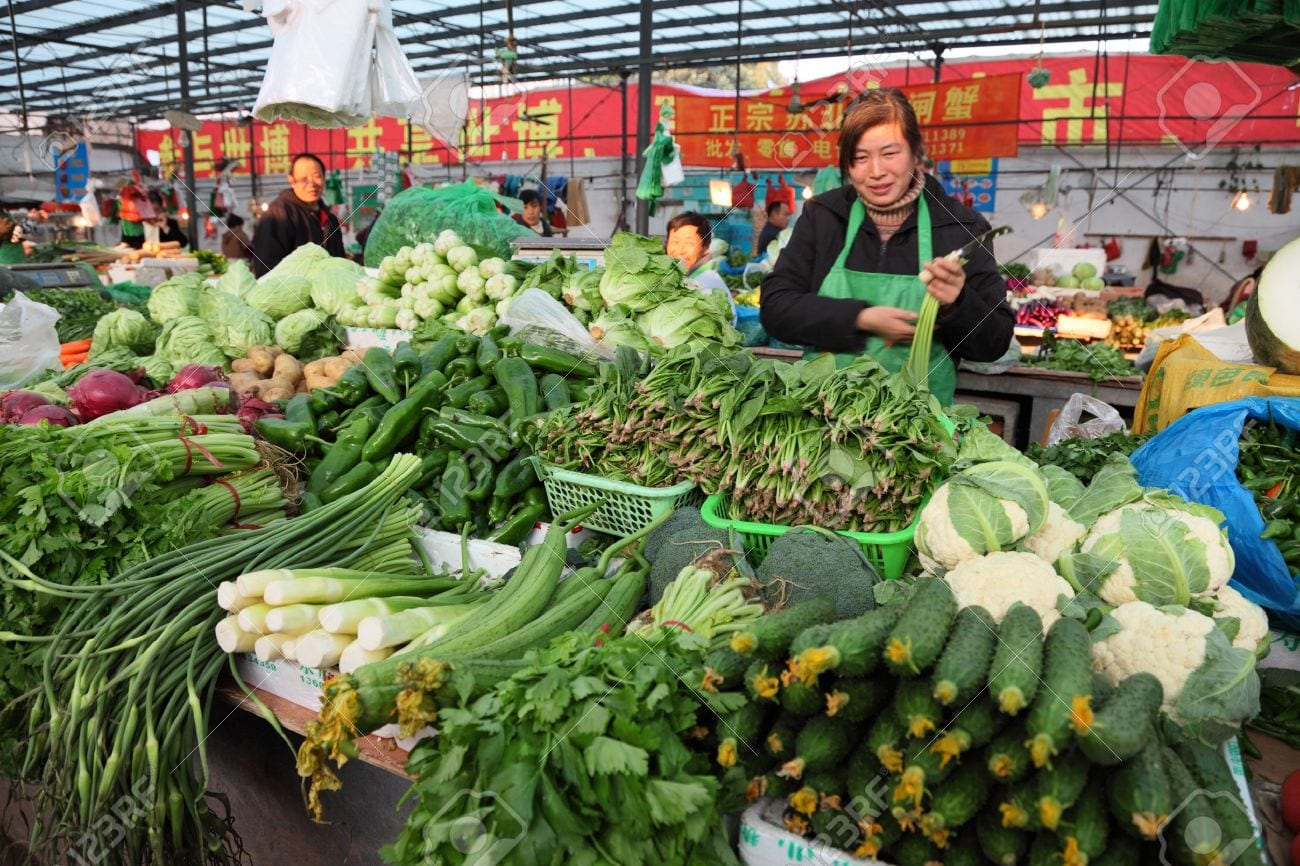Us asian vegetables farmers markets