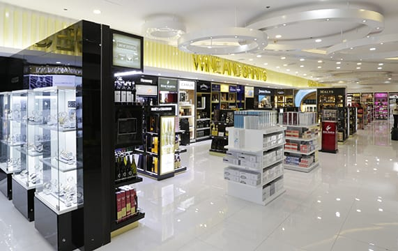 Dfp upgrades manila t2 duty free shop offering retail news asia dfp at manila airport t3 departure 3 solutioingenieria Choice Image