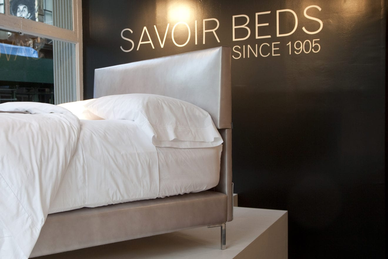 Savoir Beds Hong Kong showroom opens