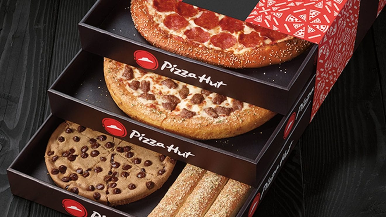 Image result for How Pizza Hut and payments are fueling China's retail revolution