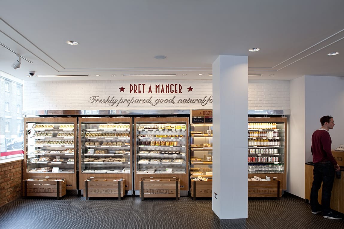pret a manger 157 reviews of pret a manger i was sick of my go-to lunch spots and decided to try this pret right across from my favorite parkbryant baby i met up with my boo boo andrea as she.