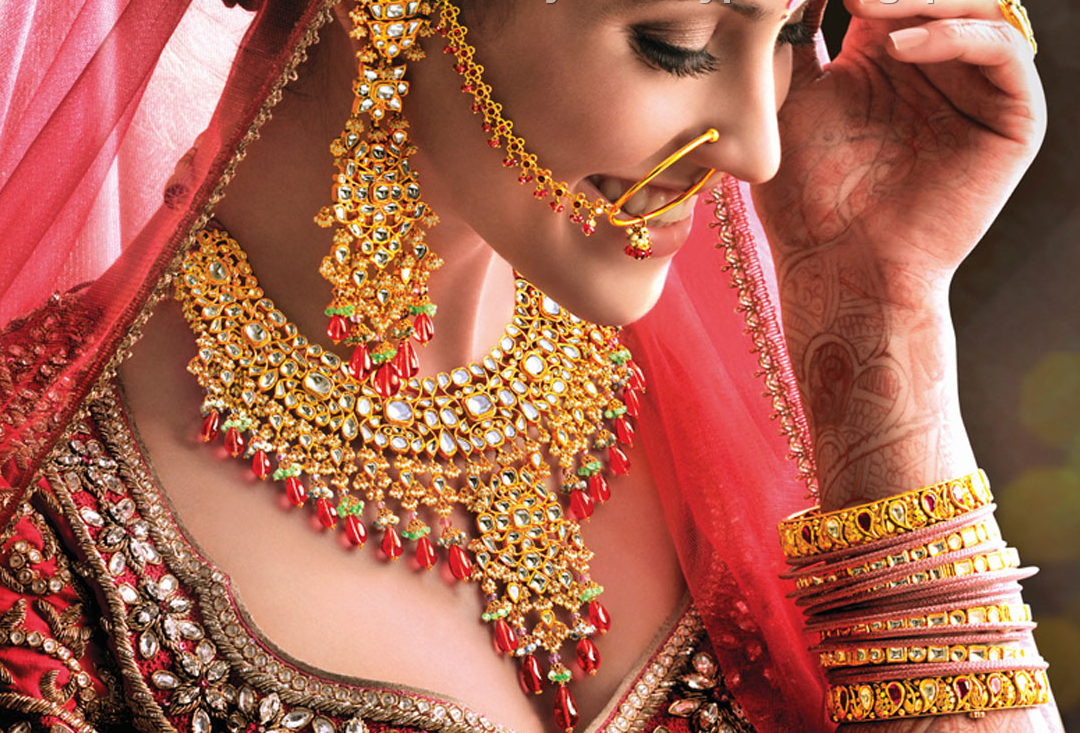 Latest Indian Bridal Jewellery Designs 2013 For Brides 011