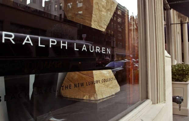 ralph lauren closing stores as sales see slump retail. Black Bedroom Furniture Sets. Home Design Ideas