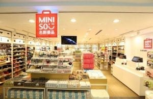 miniso laos opens first store at vientiane