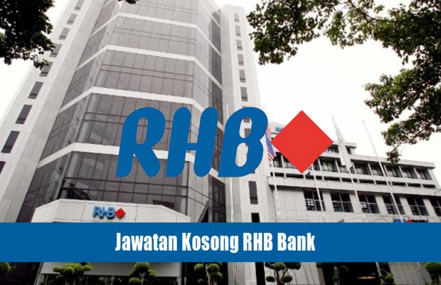 jawatan kosong rhb bank