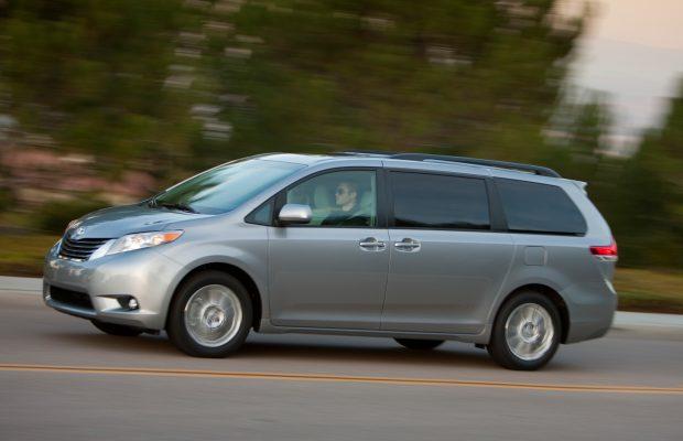 Amazing Toyota Recalling 834000 Sienna Minivans Due To Sliding Door Problems