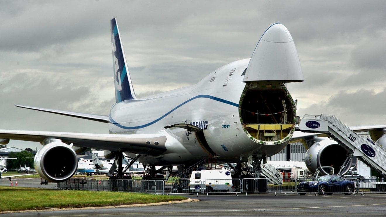 Originally designed just for cargo transport