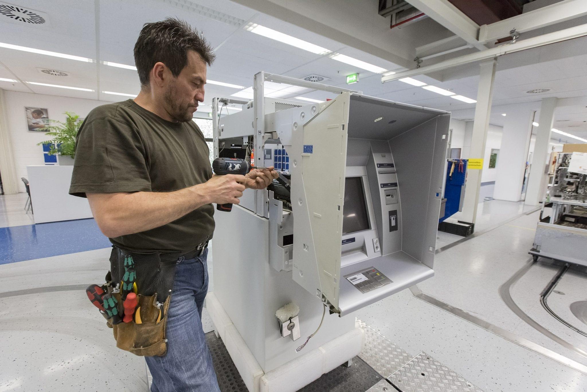 Financial Retail ATM POS Services