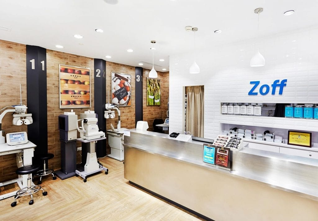 Zoff to open flagship in Orchard Central