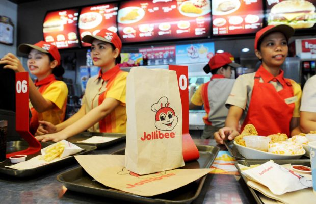 manufacturing process of jollibee corporation philippines