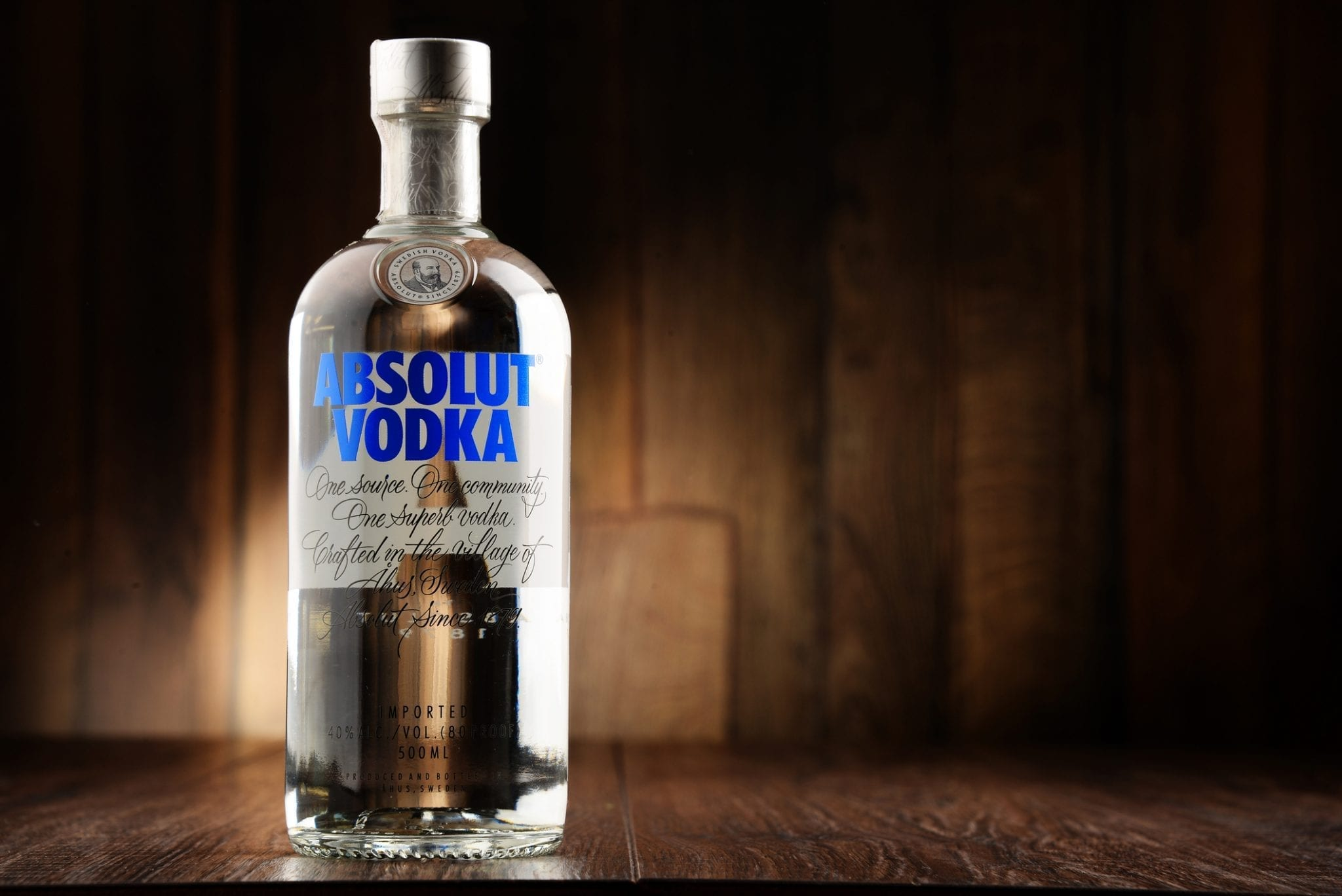 How to check vodka 91