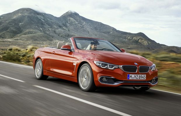 Aggressive Thai Pricing For BMW I Coupe And Convertible - Bmw 4 series pricing