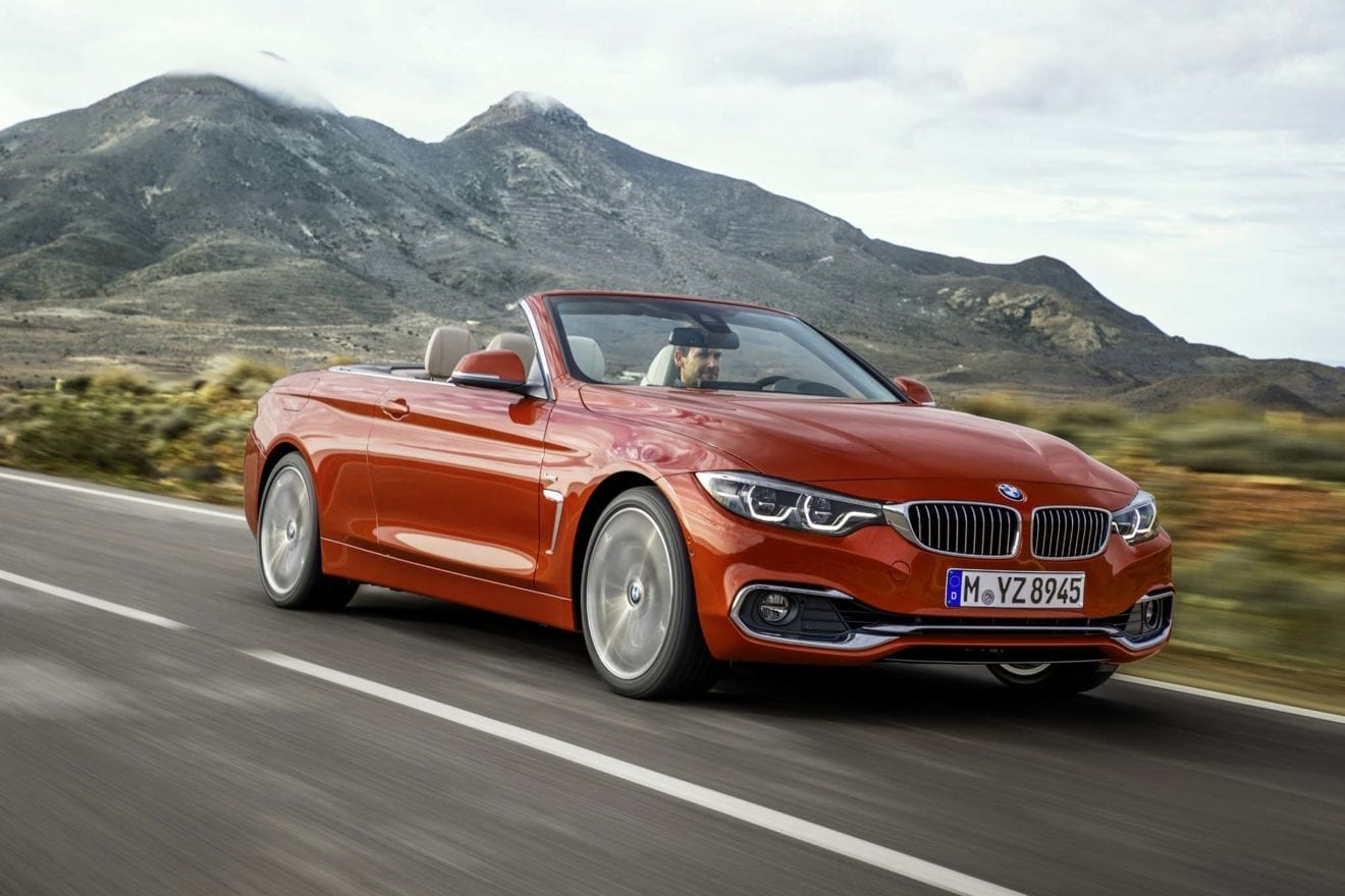 Aggressive Thai Pricing For 2017 BMW 430i Coupe And Convertible