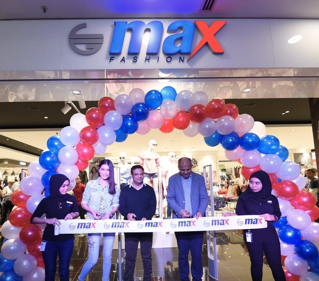 Max Fashion opens flagship store in Malaysia  4fabd9a1fd4