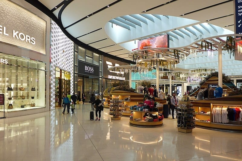 ted baker shoes singapore airport transit tour free