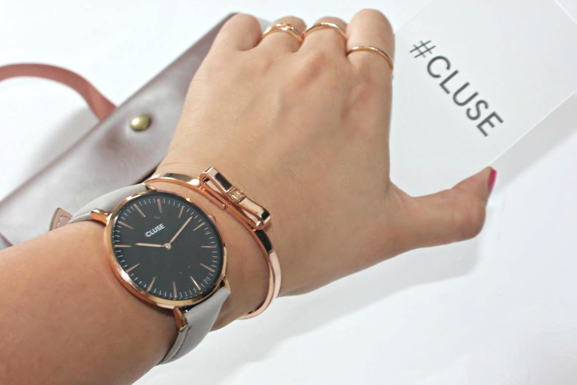 cluse productdetail malaysia rose minuit casual gold b watches watch series fashion