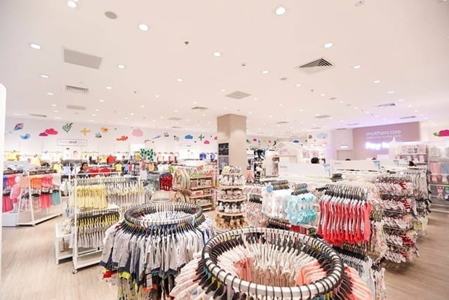 5d77555a The baby goods retailer was brought to Vietnam under franchise agreement  between Mothercare UK and IPP Group's subsidiary ACFC, which also manages  Gap, Nike ...